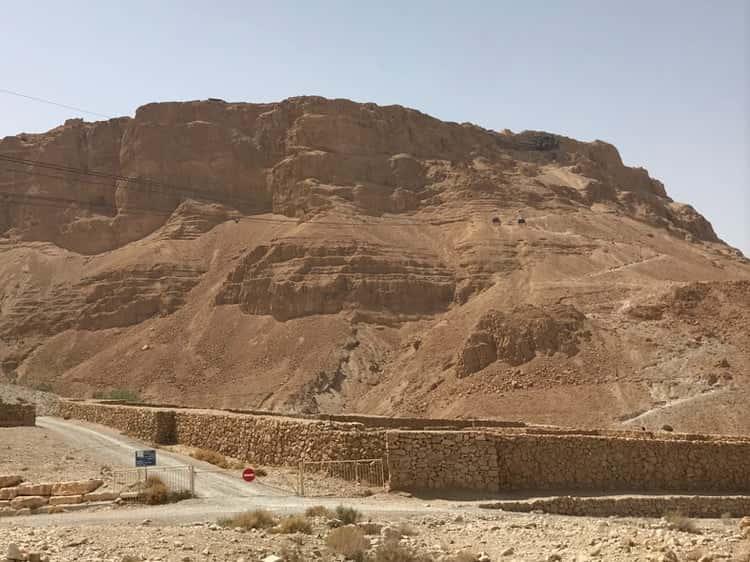 マサダ要塞 Masada